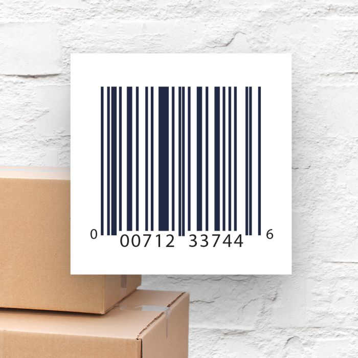UPC barcodes are used mainly in North America to track and identify products