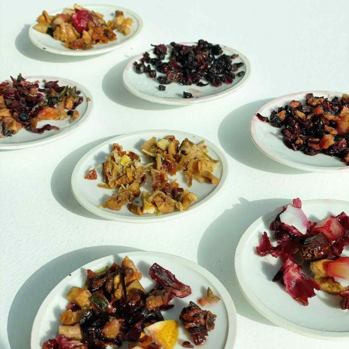 Keys to Teas found Naoko Tsunoda found the depths of flavors in teas was great for adding to culinary items