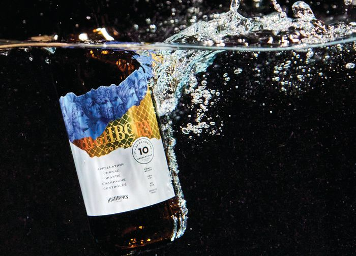 Waterproof labels from Avery are tested for more than 7 days submerged in water