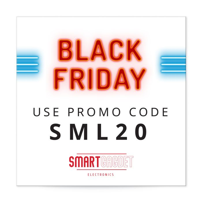 """Black Friday sales template for 2"""" x 2"""" labels"""