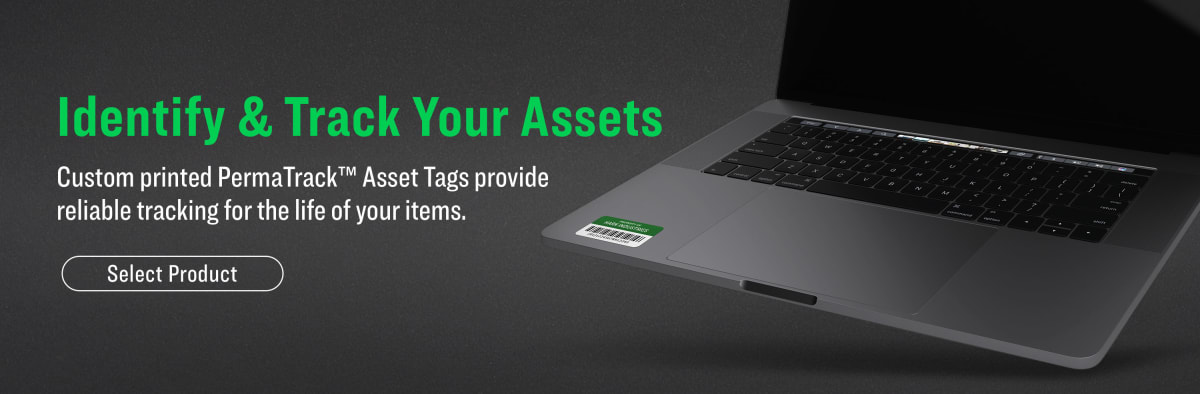 Customize premium asset tags and nameplates for your office or home | Avery WePrint™