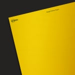ASTROBRIGHTS® Solar YellowTM Paper - Industrial Blank Sheet Labels