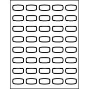 template 14433 big tab white label dividers 8 tab 8 per set white