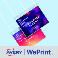 free label printing software avery design print avery com