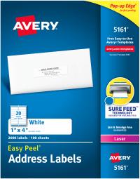 address labels return address labels avery com
