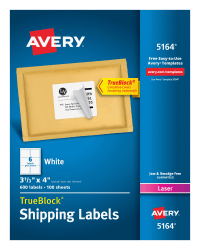 shipping labels custom mailing avery com