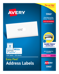 address labels return address labels avery com