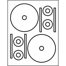 templates for cd dvd avery com