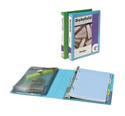 avery mini durable view protect store binder 175 sheet capacity