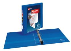 avery heavy duty view binder 220 sheet capacity blue 79720 avery com