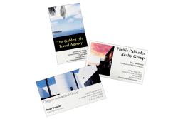 Avery printable business cards glossymatte back 200 cards 8373 media2 flashek Gallery