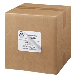 avery shipping labels permanent adhesive 600 labels 5164 avery com