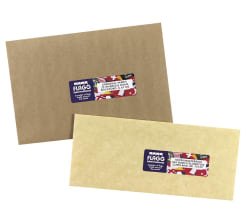 Avery Print To The Edge Shipping Labels For Color Laser Printers And