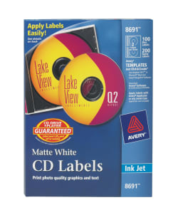 avery cd labels 100 face labels 200 spine labels 8691 avery com
