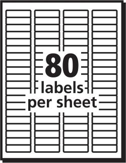 Avery easy peel return address labels 12 x 1 34 2000 labels media8 saigontimesfo
