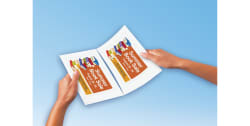 Avery Printable Postcards 4\