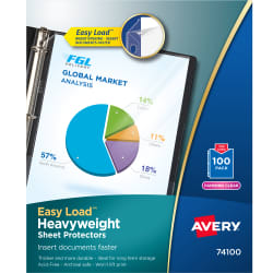 Avery Big Tab Insertable Dividers Clear Tabs 5 Tab Set