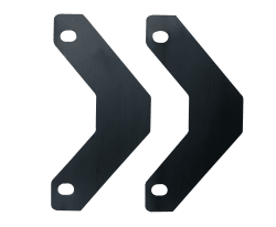 Black 2 Pack New Avery Triangle Shaped Sheet Lifter for Three-Ring Binder