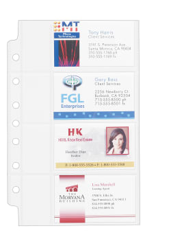 Avery mini business card pages 5 12 x 8 12 40 card slots 76025 media2 colourmoves Choice Image