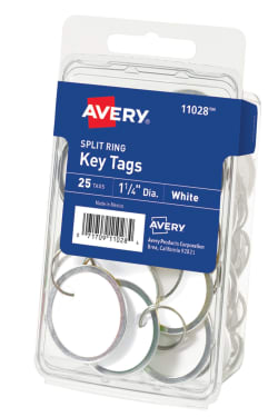 avery key tags 1 1 4 diameter 25 tags 11028 avery com