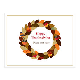 Be thankful for these free thanksgiving printables avery 4 14 x 5 12 postcards pronofoot35fo Choice Image