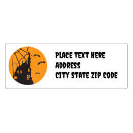 haunted house - Free Halloween Templates
