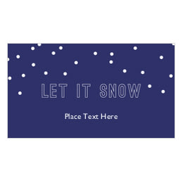 2 x 3 12 tent cards - Free Photo Christmas Card Templates