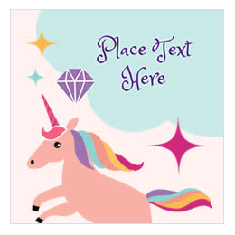 unicorn party - Free Birthday Templates