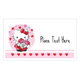 image relating to Valentine Templates Printable identified as