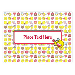photograph regarding Free Customized Name Tags Printable referred to as