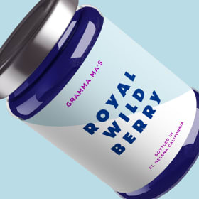 custom food beverage labels restaurants jars bottles bins tubs