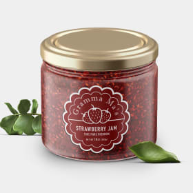 2 Customizable Spread The Love Wedding Jelly Labels Printable Canning Stickers Edit Instantly Mason Jars DIY Hearts For Avery 2 Round