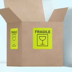 Moving Boxes & Storage Labels
