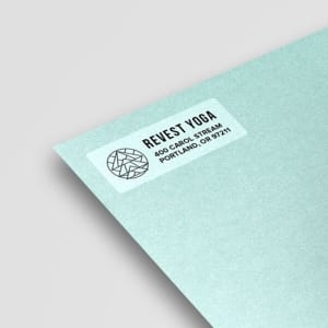 Add a Logo to Your Address Labels