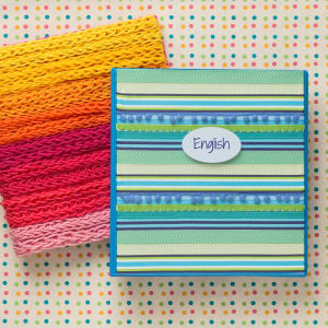 Get Crafty with Cloth, Ribbons and Yarn