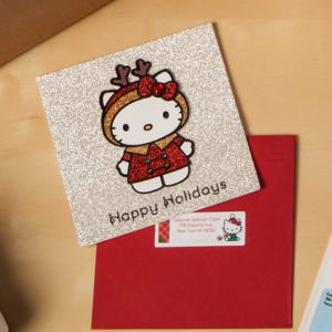 Create the cutest gift tags and stickers.