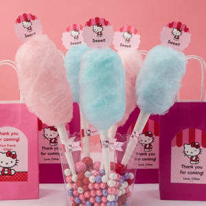 How to Create Hello Kitty Treat Flags