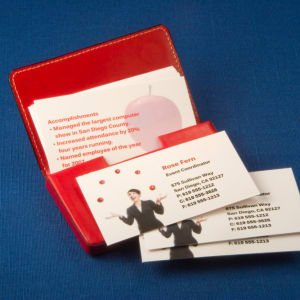 How to create memorable business cards avery colourmoves