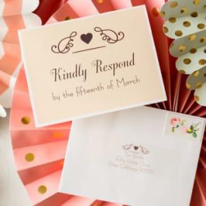Avery wedding invitations stopboris Image collections