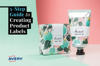5-Step Guide to Creating Product Labels | Avery WePrint