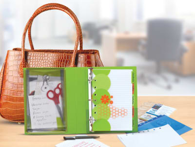 Keep Track of Life's Little Details with a personal planner