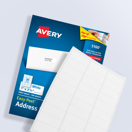 Avery labels cards dividers office supplies more avery packaged products pronofoot35fo Choice Image