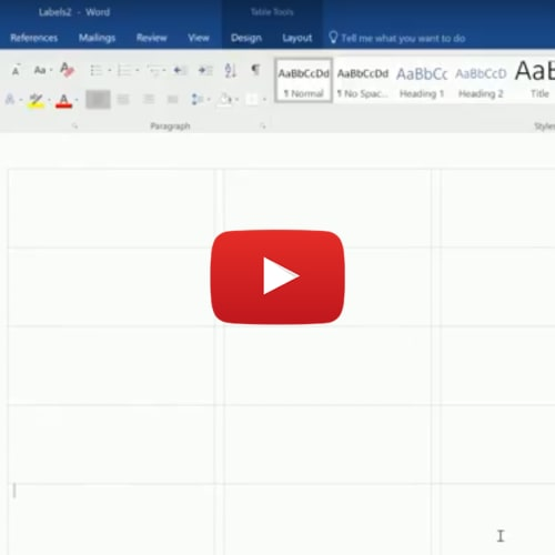 microsoft word how to add a page to a built in avery template averycom