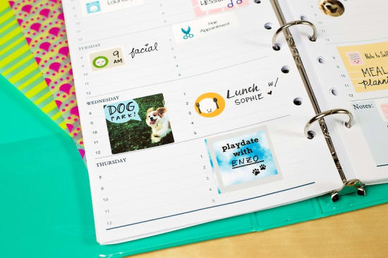 Design and Print Your Own Planner Stickers | Avery com