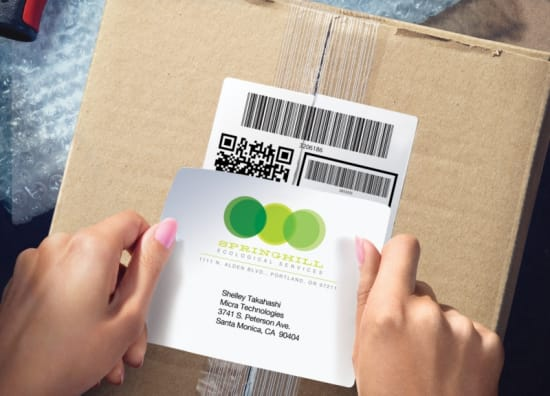 Shipping Label Designs  Mailing Label Designs