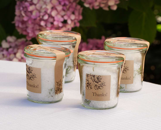 Four Unforgettable Wedding Favors Avery