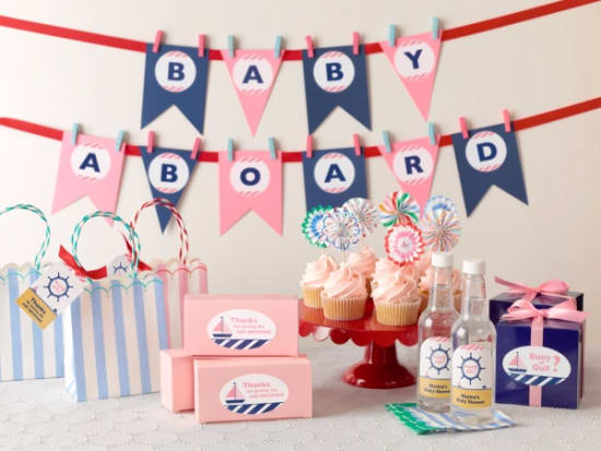 Time Saving Tips For A Personalized Baby Shower Avery