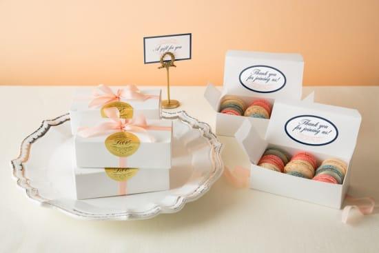 DIY Dessert Boxes