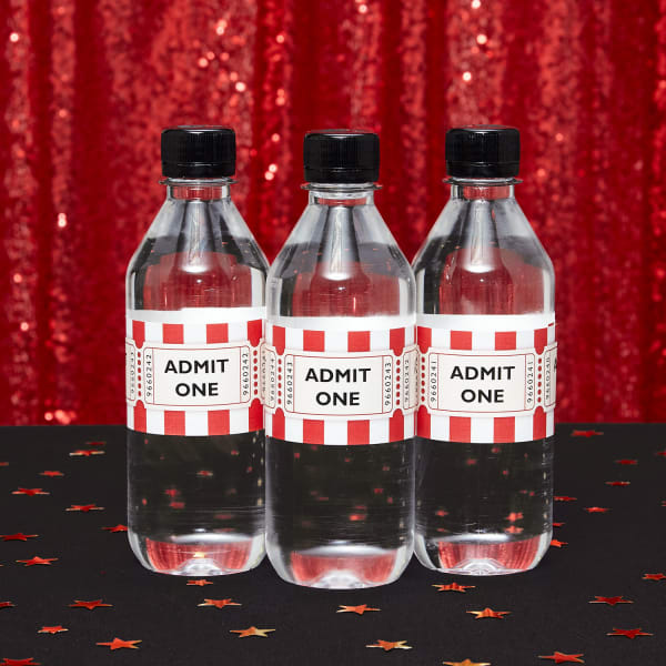 awards party water bottle