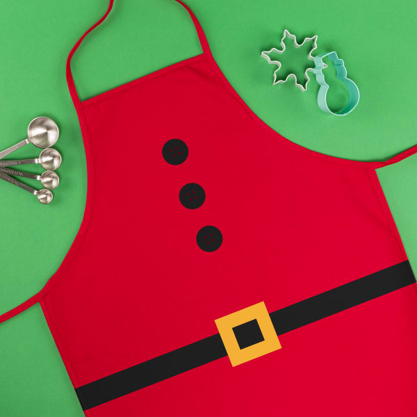 Do it yourself white elephant gifts apron